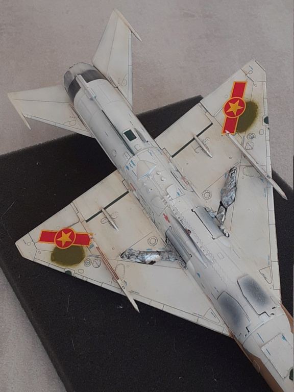 MiG-21 PFM Viet Air Force (Eduard 1/48°) par Canard - Page 4 20210895