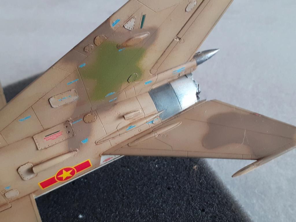 MiG-21 PFM Viet Air Force (Eduard 1/48°) par Canard - Page 4 20210996
