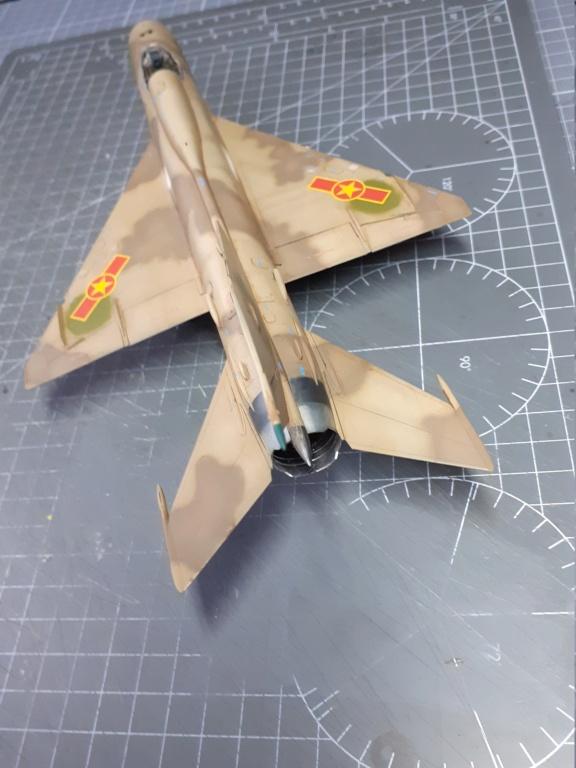 MiG-21 PFM Viet Air Force (Eduard 1/48°) par Canard - Page 4 20211019