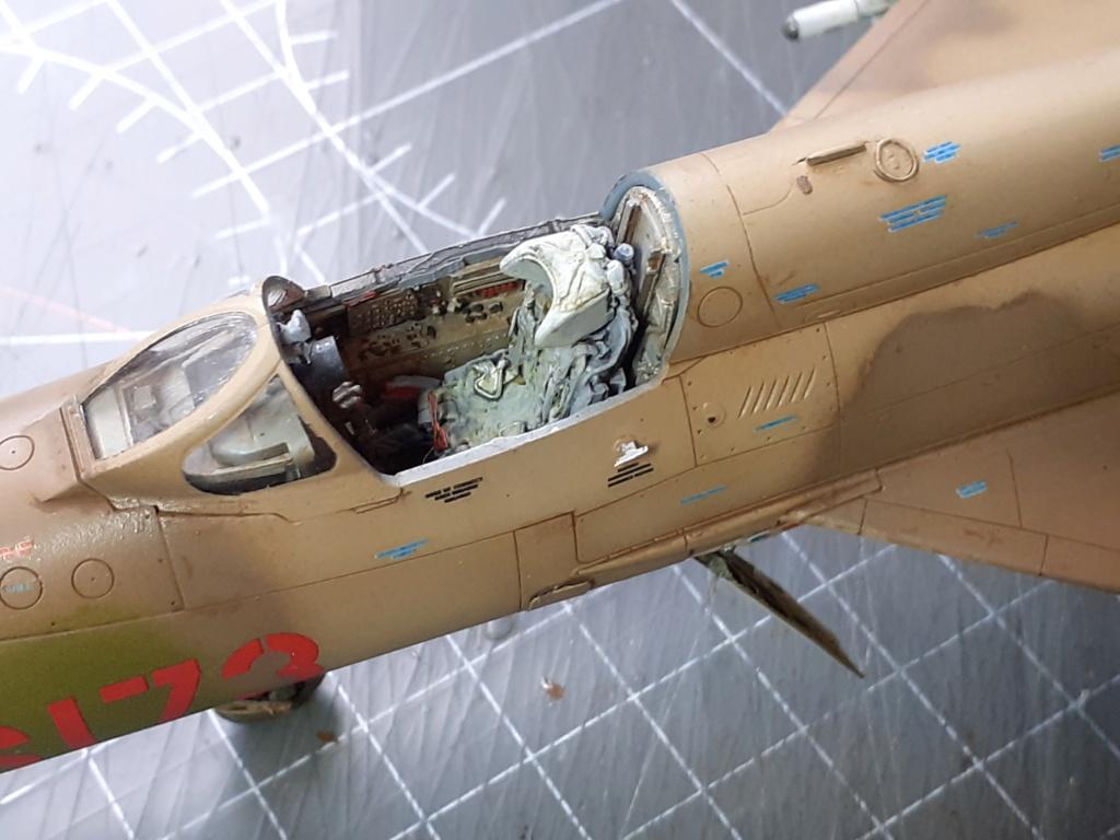 MiG-21 PFM Viet Air Force (Eduard 1/48°) par Canard - Page 4 20211024