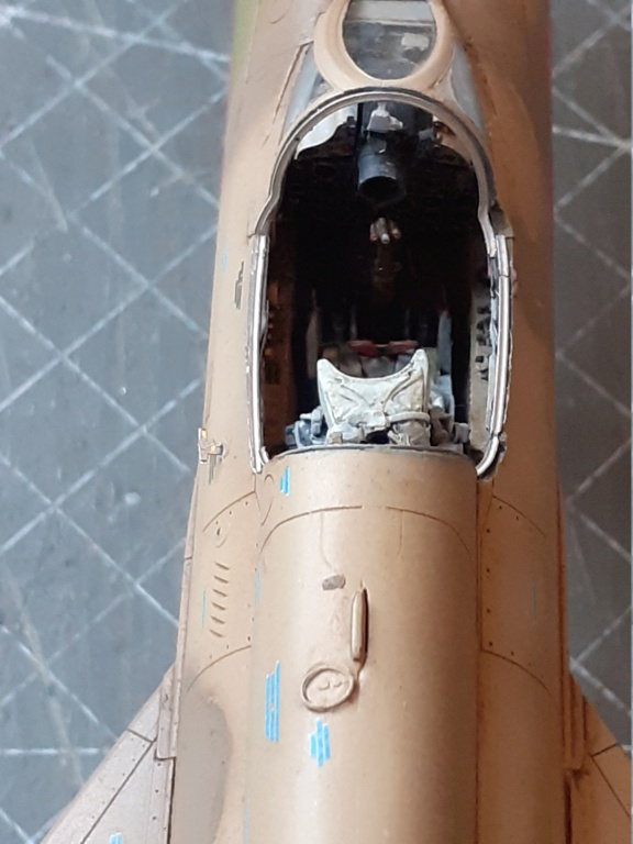 MiG-21 PFM Viet Air Force (Eduard 1/48°) par Canard - Page 4 20211025