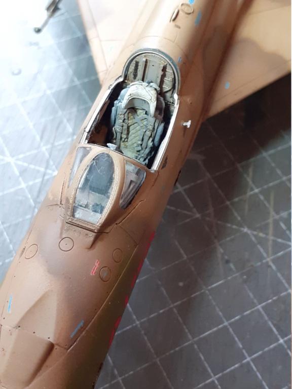 MiG-21 PFM Viet Air Force (Eduard 1/48°) par Canard - Page 4 20211027