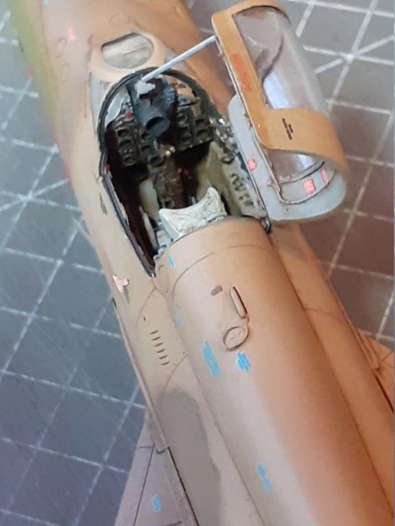 MiG-21 PFM Viet Air Force (Eduard 1/48°) par Canard - Page 4 20211030