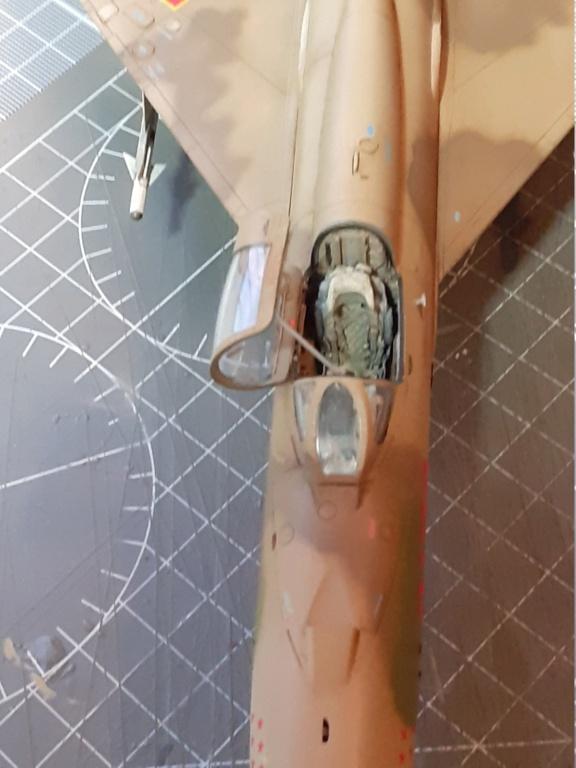 MiG-21 PFM Viet Air Force (Eduard 1/48°) par Canard - Page 4 20211031