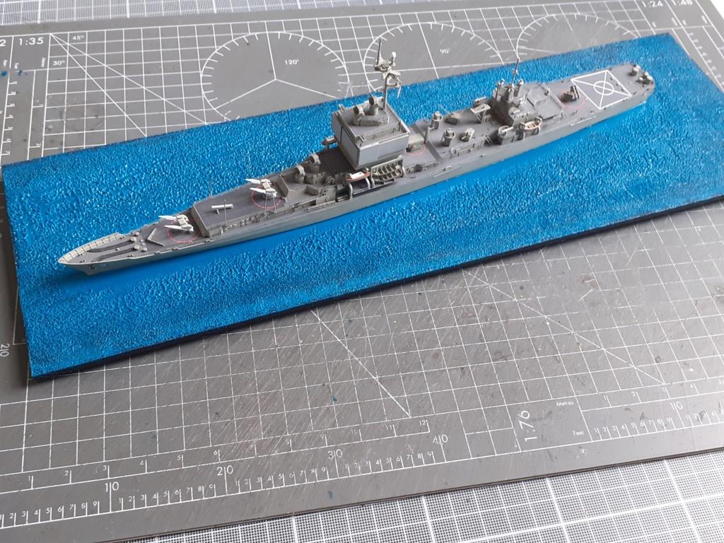 USS Long Beach - CGN-9 (Dragon 1/700°) 20211451