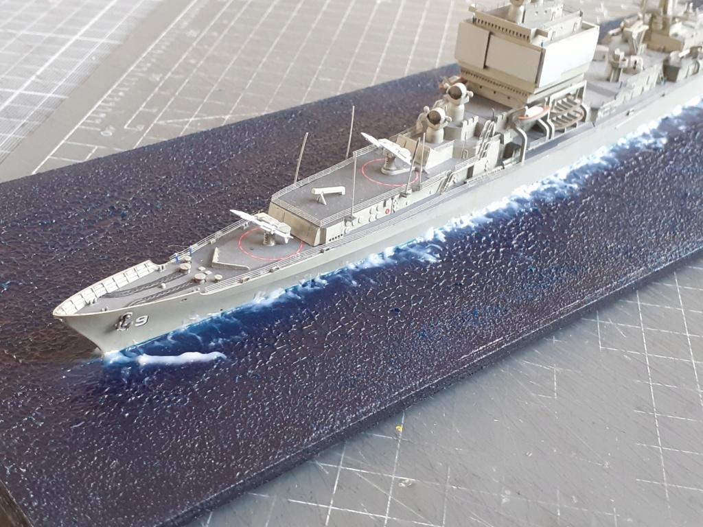 USS Long Beach - CGN-9 (Dragon 1/700°) 20211454