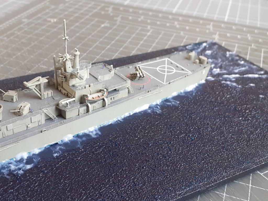 USS Long Beach - CGN-9 (Dragon 1/700°) 20211455