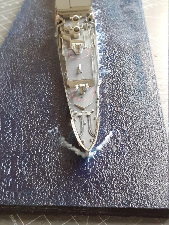 USS Long Beach - CGN-9 (Dragon 1/700°) 20211460