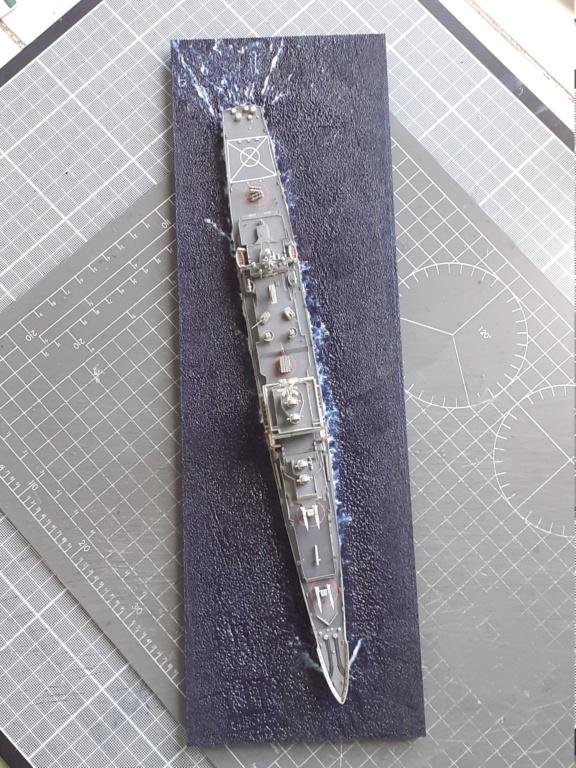 USS Long Beach - CGN-9 (Dragon 1/700°) 20211461