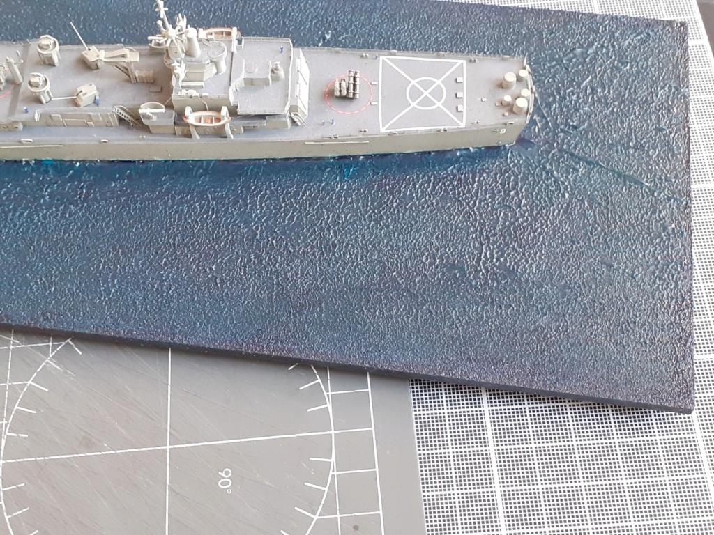 USS Long Beach - CGN-9 (Dragon 1/700°) 20211474