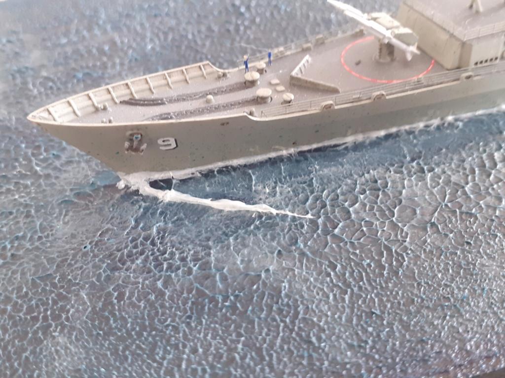 USS Long Beach - CGN-9 (Dragon 1/700°) 20211478