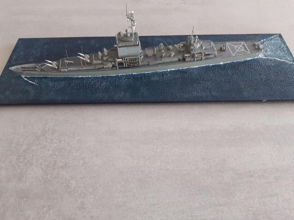 USS Long Beach - CGN-9 (Dragon 1/700°) 20211480