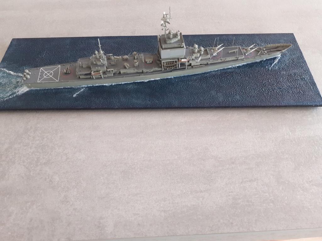 USS Long Beach - CGN-9 (Dragon 1/700°) 20211481