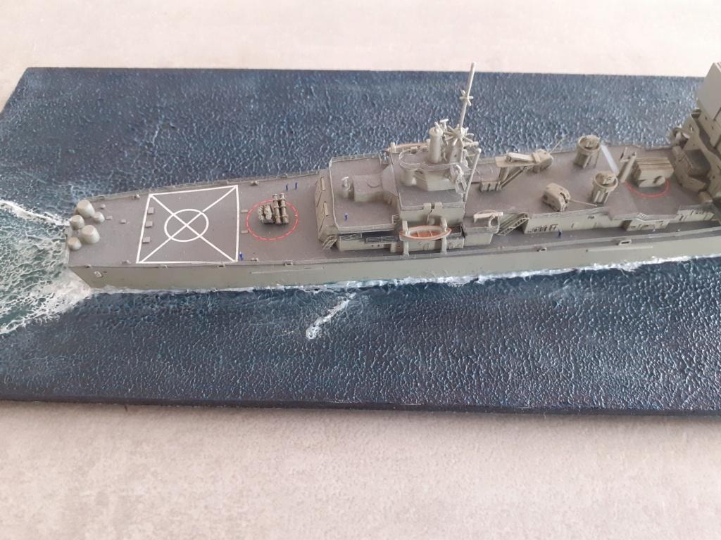 USS Long Beach - CGN-9 (Dragon 1/700°) 20211482
