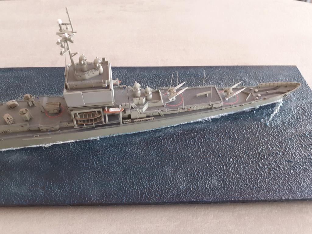 USS Long Beach - CGN-9 (Dragon 1/700°) 20211483