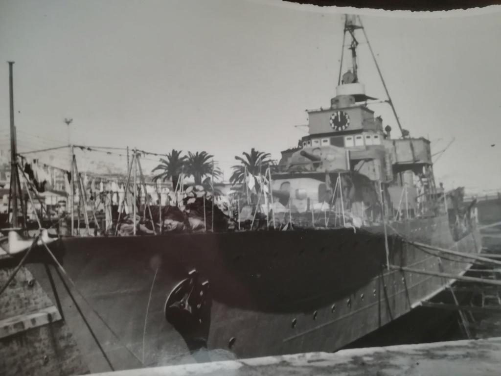 Quelques photos inédites : Grand-père marin Alcyon11