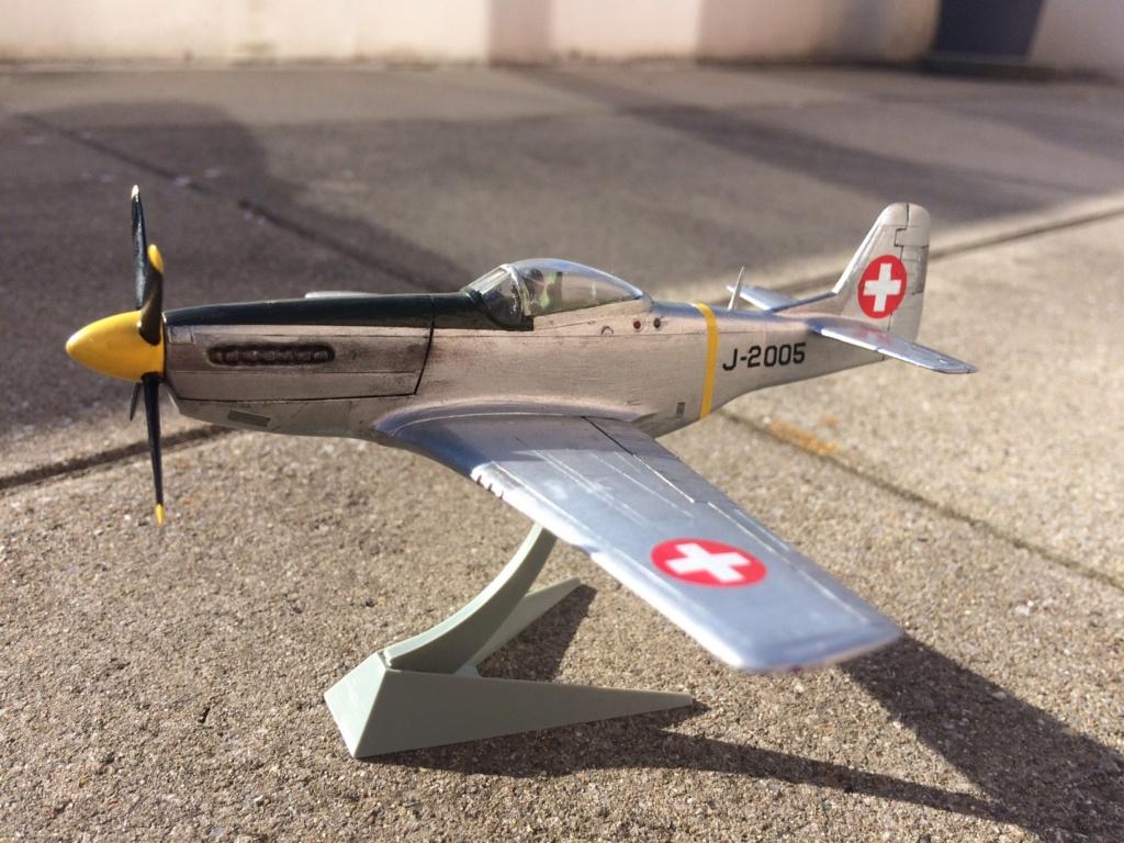 En attendant l'heure - Normandie 1944 - P-51D-5 (Heller 1/72) F-51d_10
