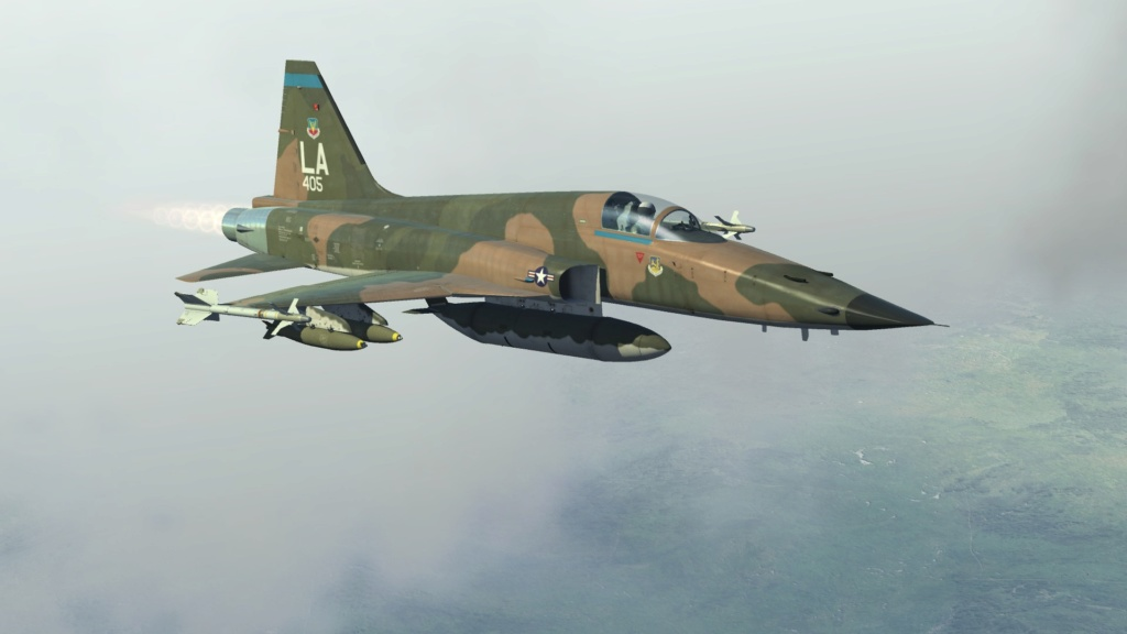 Un tigre en Arizona (F-5E Tiger II - Kitty Hawk 1/32) F-5e_421