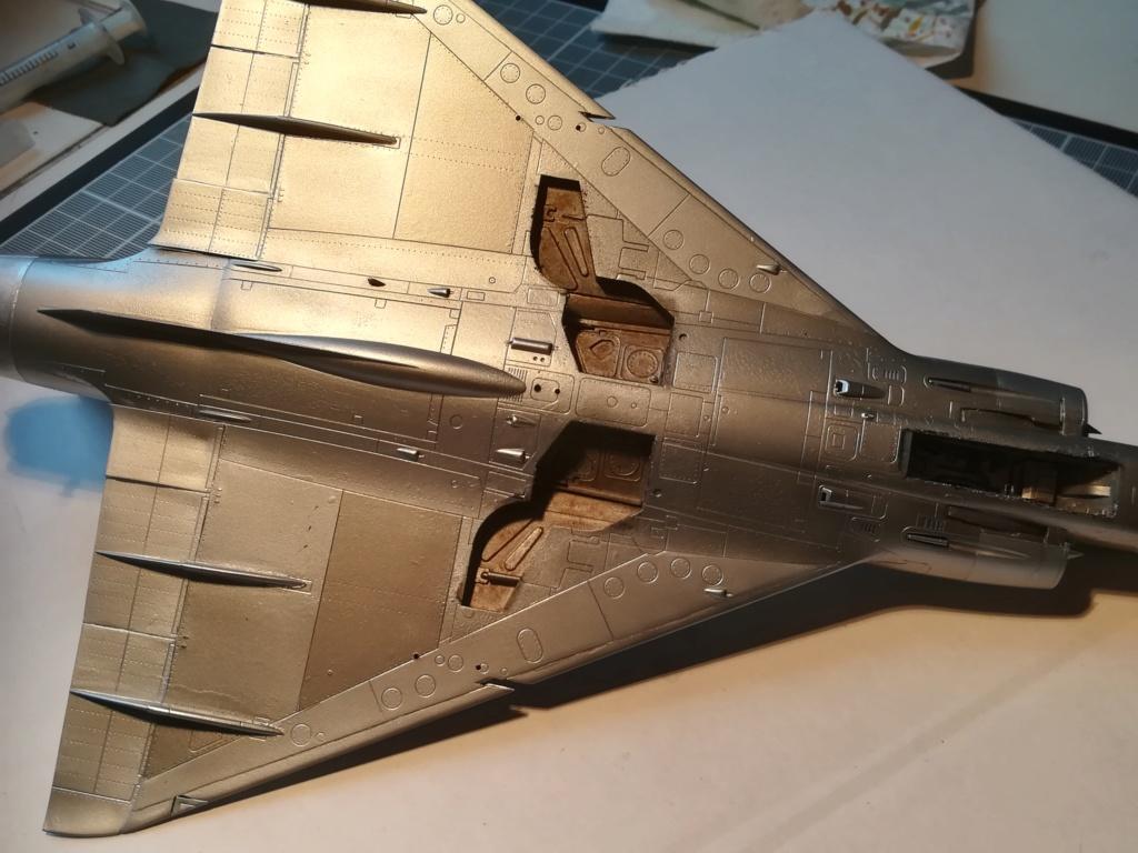 De l'alu dans l'azur - Mirage IIIC (Eduard 1/48) - Page 16 Img_1340