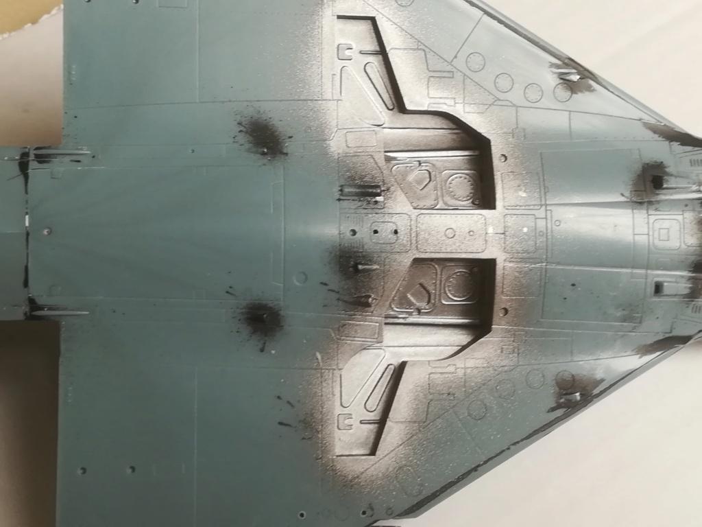 De l'alu dans l'azur - Mirage IIIC (Eduard 1/48) - Page 11 Img_2633