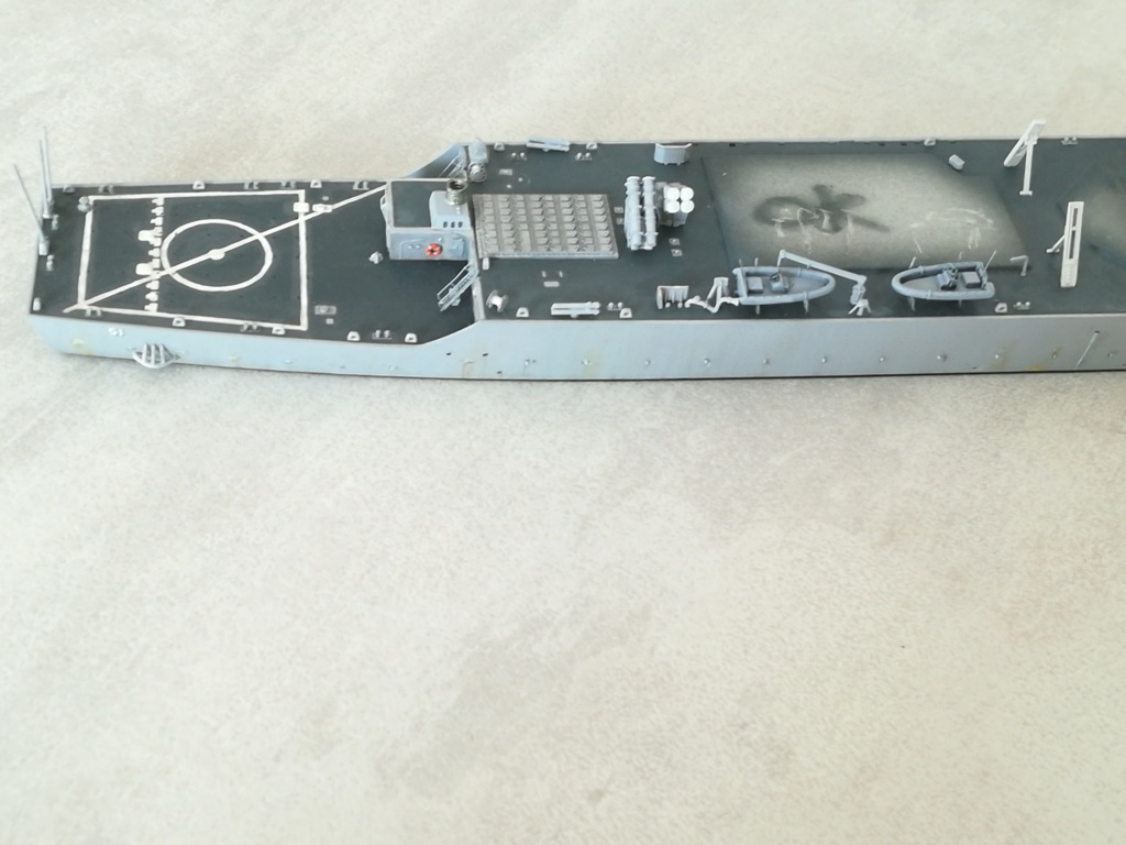 « Rapide et Craint » - Destroyer Lance Missiles USS Arleigh Burke (Trumpeter - 1/350) Img_4223