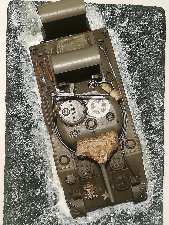 En attendant l'heure - Normandie 1944 - P-51D-5 (Heller 1/72) Img_4228