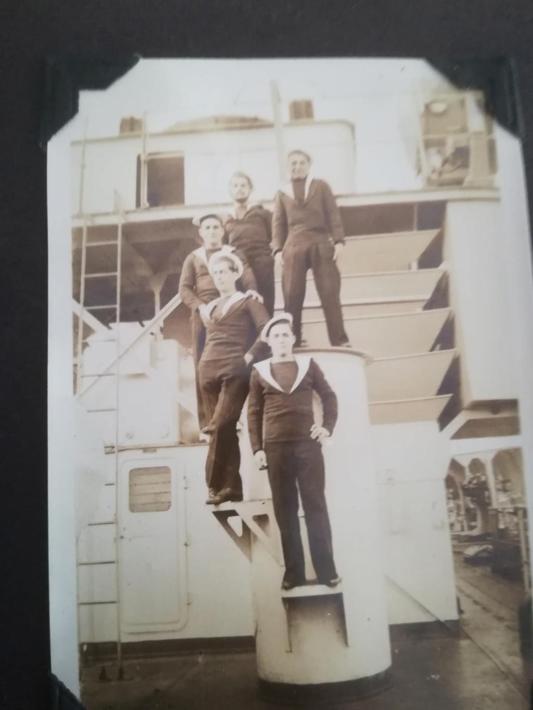 Quelques photos inédites : Grand-père marin Img_4269