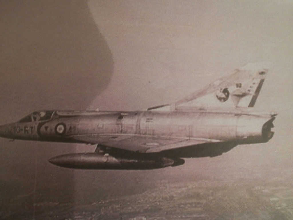 Mirage IV P 1/48 Heller Mirage11