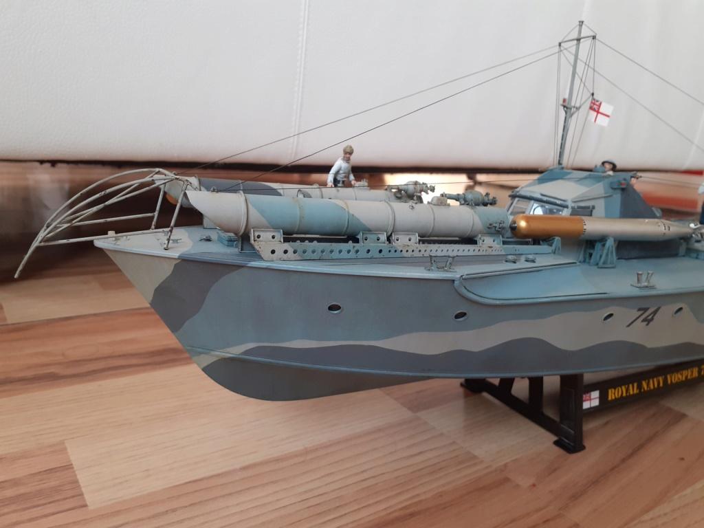 "Opération ""Chariot"" - Saint Nazaire 28 mars 1942 (Vosper MTB 74 - Italeri 1/35) Opzora15"