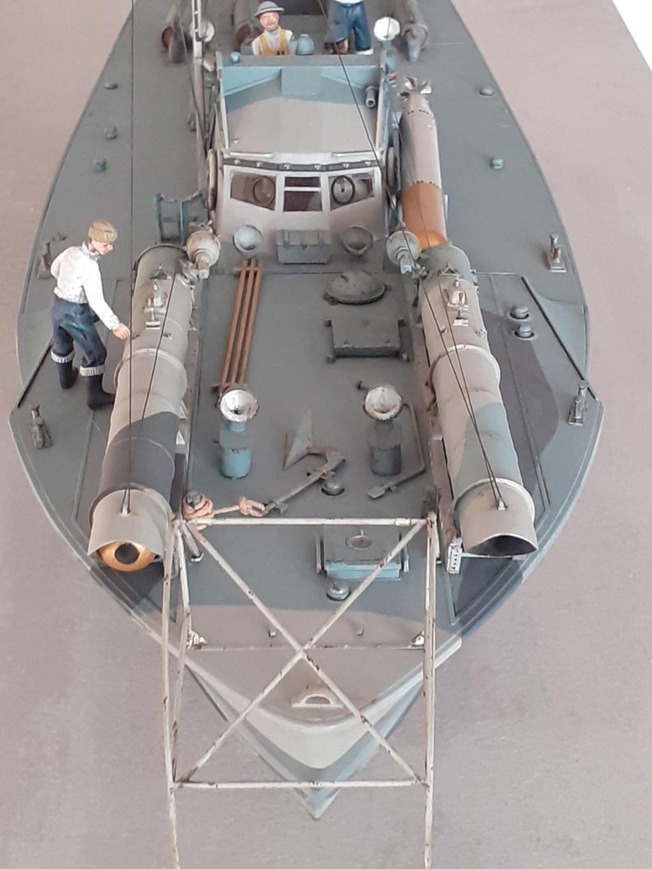 "Opération ""Chariot"" - Saint Nazaire 28 mars 1942 (Vosper MTB 74 - Italeri 1/35) Opzora20"