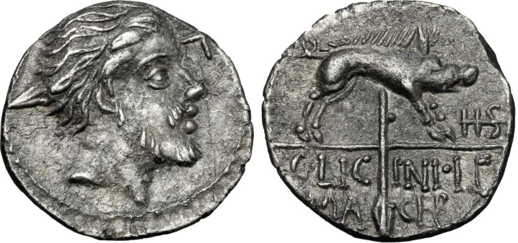 Un sesterce inédit pour Caius Licinius Macer 212d211