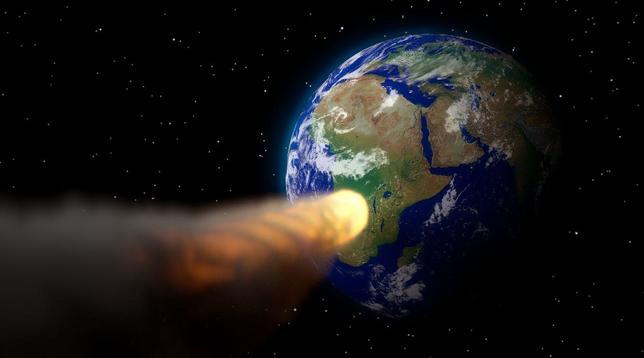 Un asteroide grande come l'Everest minaccia la terra 18133010