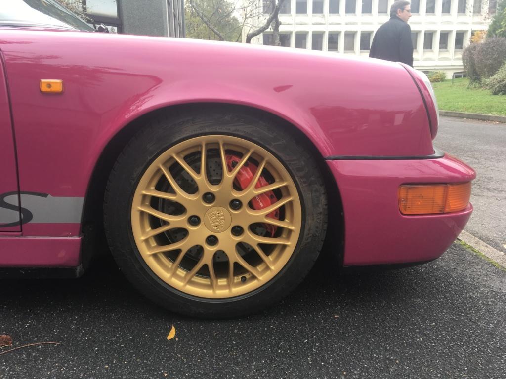 Nouvelles chaussures d'automne pour la 964RS 7baca910