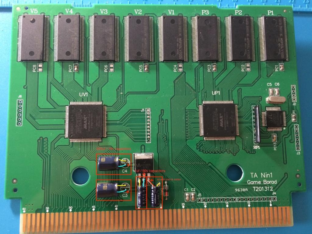 [TUTO] modification MVS cartouche 161in1 *V1 - deuxième edition* Img-0535