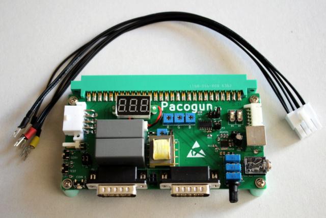 Fabrication SuperGun + slot MVS ( demande avis + conseils ) - Page 5 Pacogu13