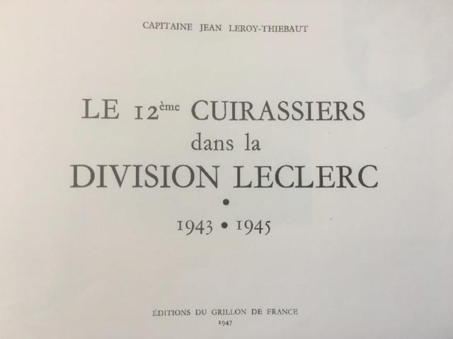 Livre : le 12 cuirassiers dans la Division Leclerc 1943-1945 Le_12_10