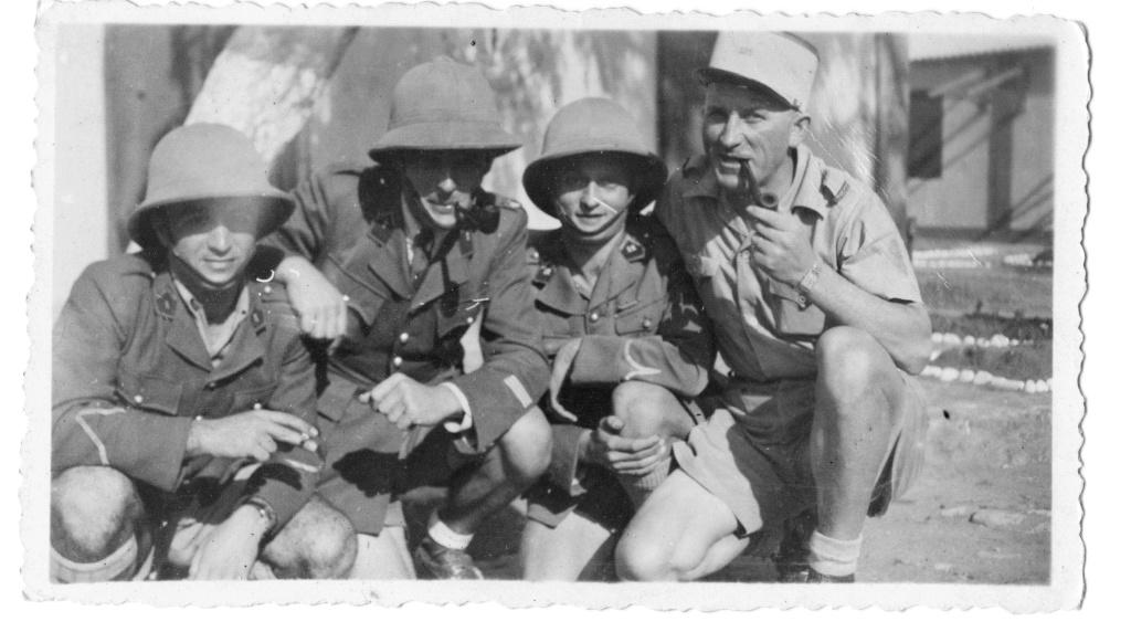 Photos de de Colombel au Sénégal année 1941_1942 Szonzo20