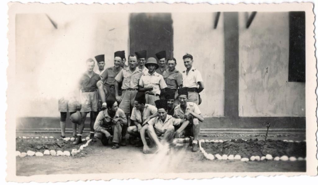 Photos de de Colombel au Sénégal année 1941_1942 Szonzo21