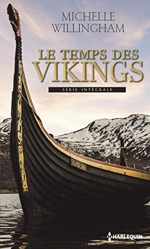 WILLINGHAM Michelle - Le Temps des Vikings  41g0u510