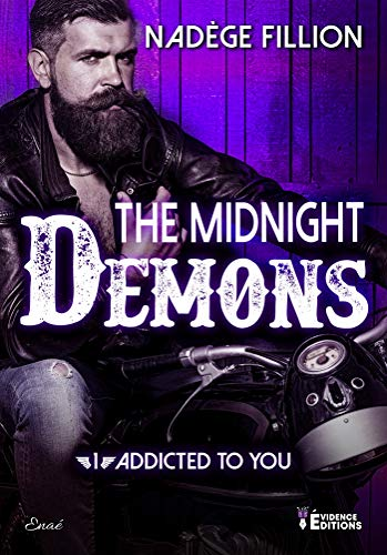 FILLION Nadège - Midnight Demons - Tome 1 : Addicted to you  51gogu10