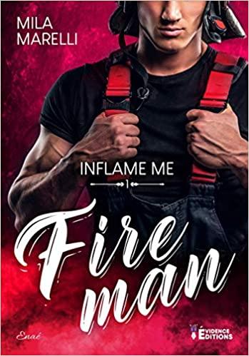 MARELLI Mila - Fireman : Inflame Me  51kwrn10