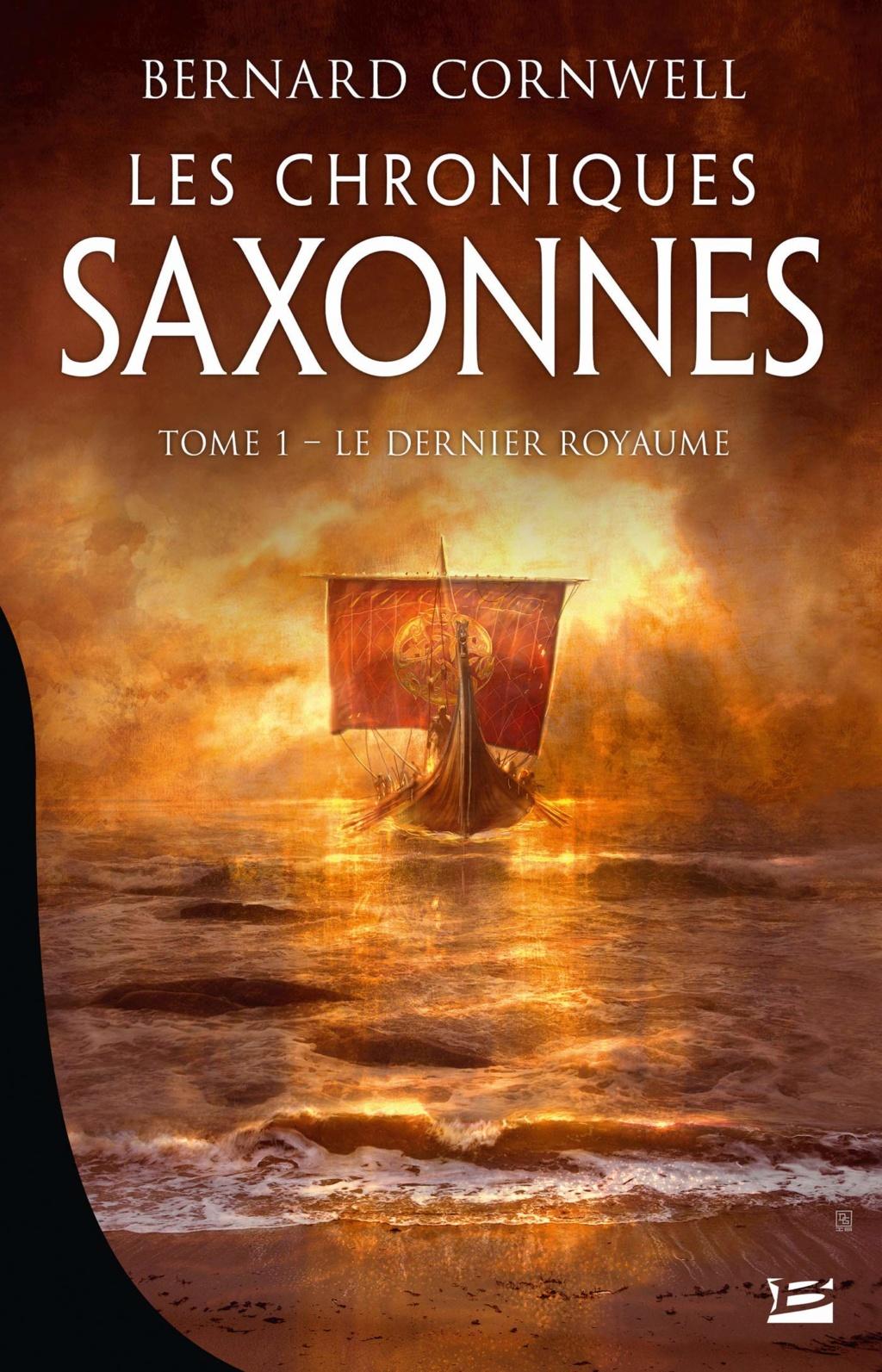 CORNWELL Bernard - Chroniques Saxonnes - Tome 1 : Le Dernier Royaume 81wh7i10