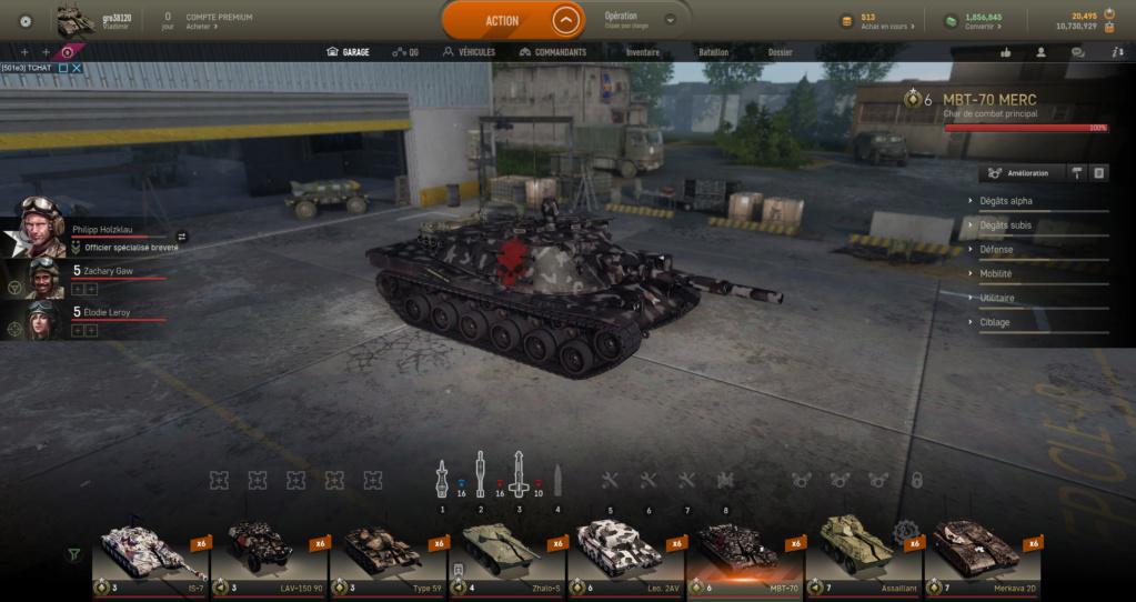 Envie de gagner le premium Tier 10  OBJECT 640 BLACK EAGLE ? Armore10