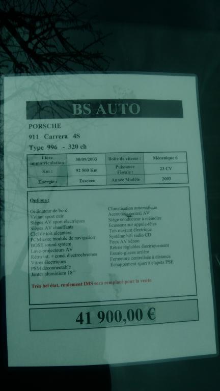 RESSERVE  Porsche 996 Carrera 4S - boite manuelle - Scart Img_2071