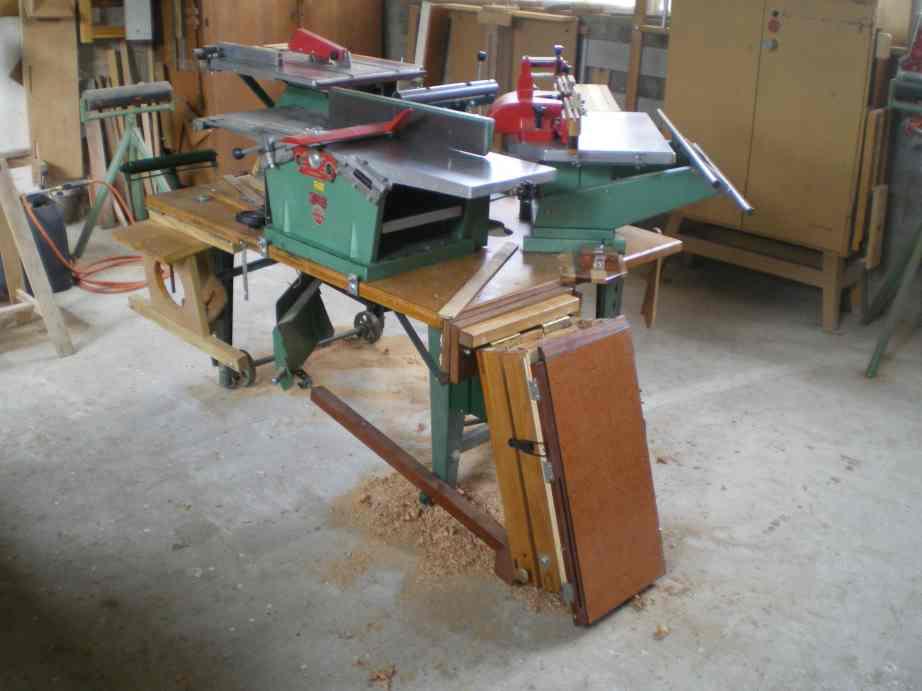 Améliorations d'un ensemble KITY sur table Imgp0027