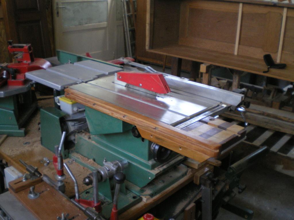 Optimiser le poste scie kity 617 Imgp0047