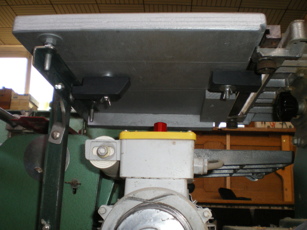 Optimiser le poste scie kity 617 Imgp0050