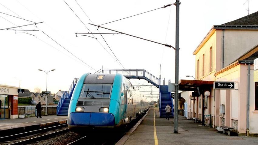 Gare d'Évron (PK 269,4) 36f72a10