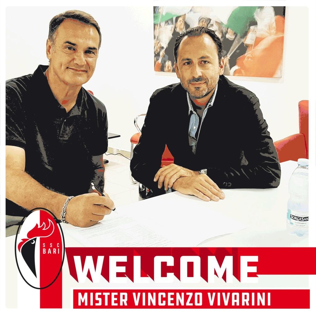 24/09/19 Il tecnico abruzzese nuovo allenatore biancorosso Fb_img12