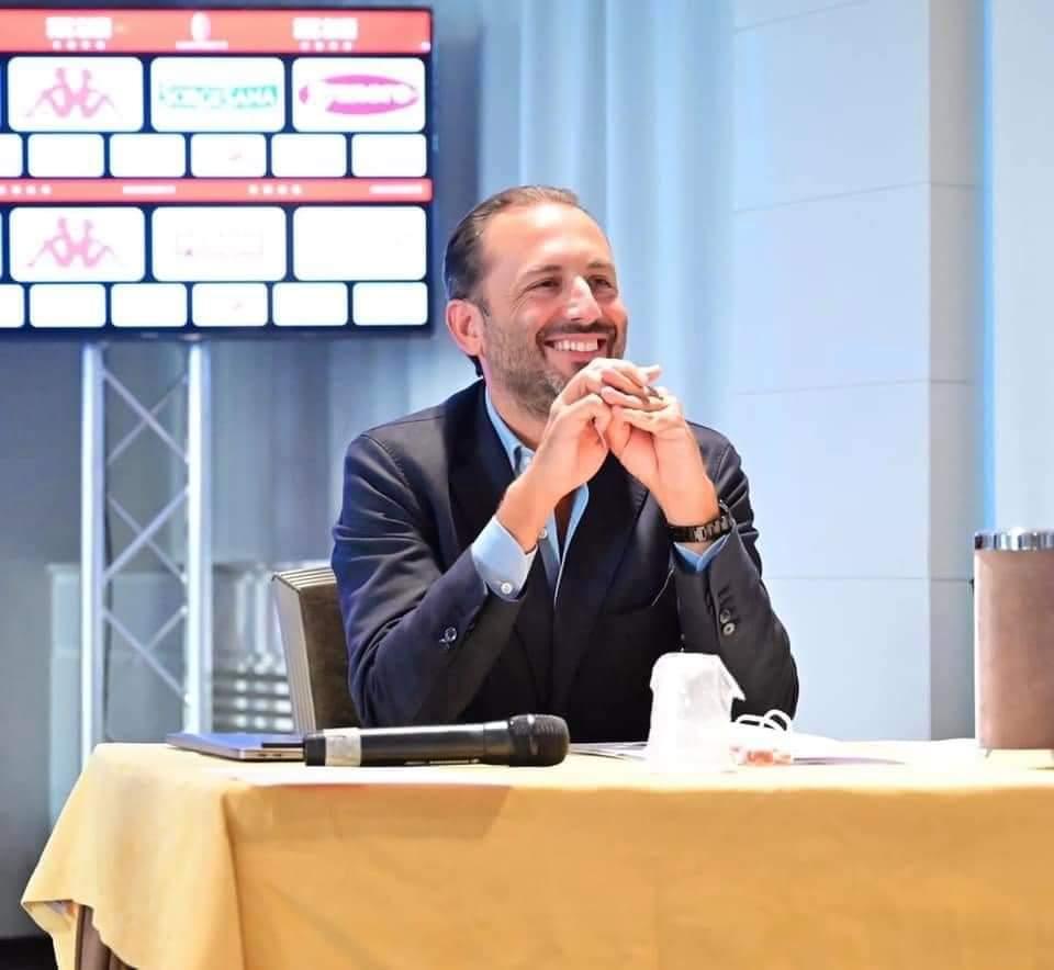"""17/09/20 Il presidente Luigi De Laurentiis a Sky Sport: """"Voglio riportare il Bari ai fasti... Fb_img16"""